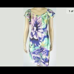 NWT Colorful dress by Roulette